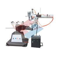 Glass Internal and External Edge Grinding Machine