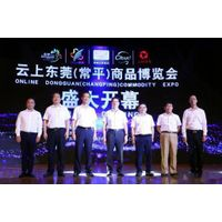 Dongguang Commodity Expo Kicked off Online This Aug. 8th
