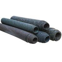 HIgh density noise proof indoor gym rubber flooring roll durable interlocking rubber floor mats