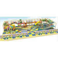 Amusement park indoor play equipment thumbnail image