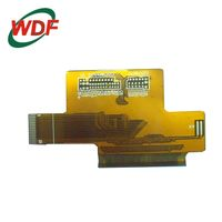 0.2mm Polyimide Single/Double Flexible PCBs