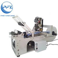 PFL50A Semi automatic labeling machine with code printer thumbnail image