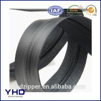 nylon pvc waterproof zipper