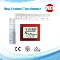 EI30*10 epoxy PCB power transformer from 1.5VA-1.9VA with VDE certificate