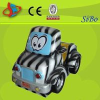GM5784 small amusement park riding game, coin operated game machine, child ride on toy thumbnail image