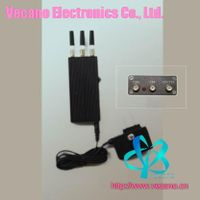 Hand-Held mobile phone jammer thumbnail image