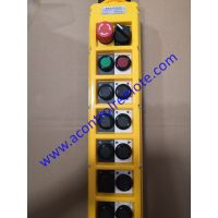 C series 14 hole push Button switch for lifting equipment, material handling, industrial equipment