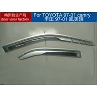 97-01 camry door visor auto vent shade common type double color