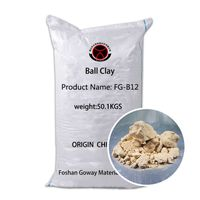 ball clay for ceramic body FG-B12