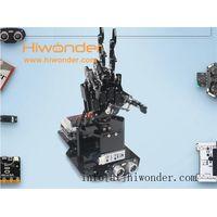 uHandbit: Hiwonder micro:bit Programmable Robotic Hand for AI Learning