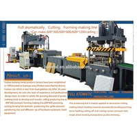 Quality Guaranteed Customized Design Auto Punch Forming tile Production Line Production