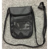 Travel bag with RFID stop function inside