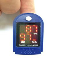 CE marked fingertip pulse oximeter saturation meter factory price