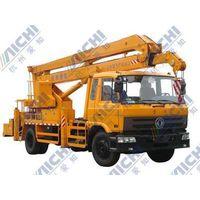 HYL5121JGK 21M Hydraulci Bucket Truck