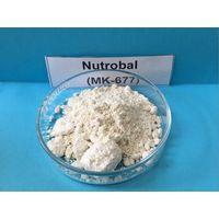 Spot inventory 99%+ MK-677 /Ibutamoren/ Nutrobal SARMs Powder