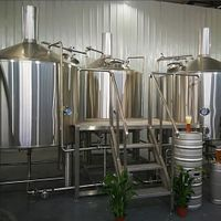 1000L mash tun brewhouse equipment system