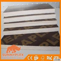 Dynea film faced plywood dyneaplex