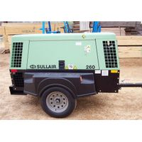 Air Compressor 260 CFM Sullair