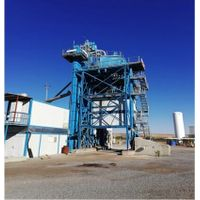 HIGH CAPACITY ECO-3000 (300 tonnes/hour) Stationary asphalt plant thumbnail image