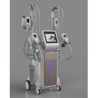 Best new technology 4 handles work together Cryolipolysis Fat freezing 4 changeable Cryolipolysis