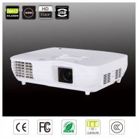 Competitive price video projector/ 3LED + 3LCD full HD projector