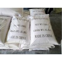 99% china sodium gluconate used in food and concrete admixture