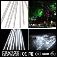 LED lights flashing lights digital lamp meteor shower decorative tree lamp pendant