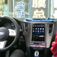 Vertical Screen 10.4 Inch Android Car Multimedia Navigation For Subaru Legacy / Outback 2009-2012 thumbnail image