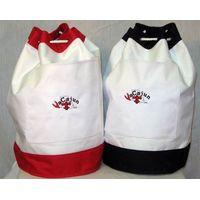 Canvas Beach Bag, Picnic Bag & Duffle Drawstring Bag