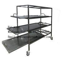 Funeral Supplies Mortuary Body Rack