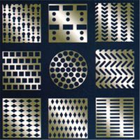 Perforated Metal | Stainless Steel Perforated Metal Sheet