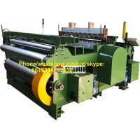 PLC Control Heavy Duty Shuttleless Weaving Machine For SS Wire Mesh