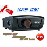video projector for home theater 747 with 600800 pixel ,4:3 and 16:9 aspect ratio thumbnail image