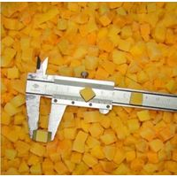 frozen iqf diced yellow peach thumbnail image
