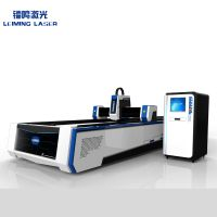 Exchange table automatic feeding fiber laser cutting machine LM3015A3