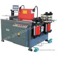 JPMX-503ESK Hydraulic CNC Copper Busbar Punching Bending Cutting Machine