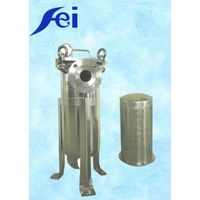 316L stainless steel industrial oil filter housing