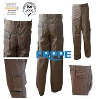 hot selling flame retardant cargo men clothing safety pants