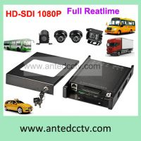4 Channel WIFI Mobile DVR/ Vehicle HDD DVR/ 3G Car DVR