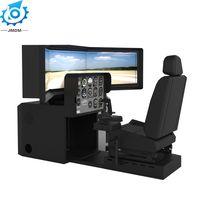 JMDM high-end professional flight simulator driving simulator for sale