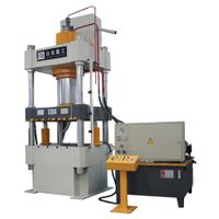 China 300 ton four column hydraulic press steel forming machine
