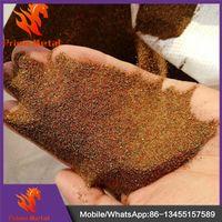 Garnet Sand 30/60 Mesh For Sand Blasting Steel Surface Preparation thumbnail image