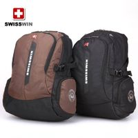 SWISSWIN Army Knife shoulders laptop backpack fashion backpack schoolbag  for boys and girls
