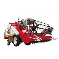 Soybean Combine Harvester thumbnail image