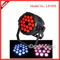 18pcs Led 10Watts RGBW quad color 4in1 LED waterproof par Can LP-018 thumbnail image