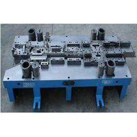 Metal stampings, stamping dies and mould supply
