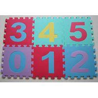 child using eva puzzle mat thumbnail image
