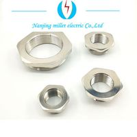 Waterproof Stainless steel Cable gland metal reducer/enlarger