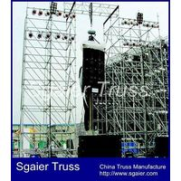 Hot speaker layer truss,layer scaffolding truss,Goalpost truss