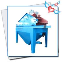 SK series sand collecting system